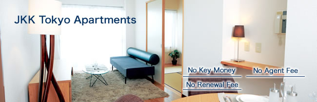 Jkk Tokyo Apartments Apartment For Rent In Chiba Ur Nishikasai Accommodation Monthly Guest House And